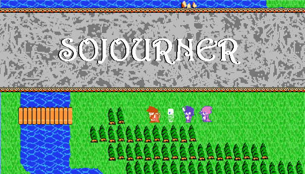 Sojourner -A Retro RPG Inspired by Mother 3 and Dragon Quest Thread